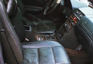 Cần bán gấp Mercedes C200 Kompressor MT đời 2000, màu xanh lam  giá 130 triệu tại Tp.HCM