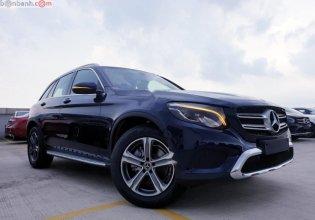 Bán Mercedes GLC 200 đời 2019, màu xanh lam giá 1 tỷ 615 tr tại Tp.HCM