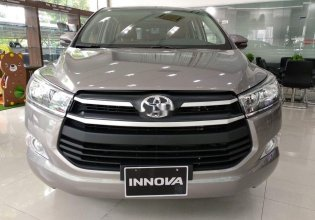 Bán Toyota Innova đời 2019, màu xám giá Giá thỏa thuận tại Hà Nội