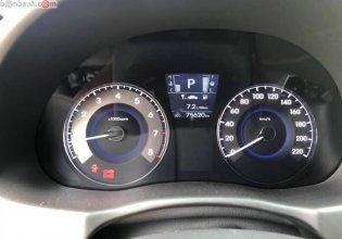 Cần bán Hyundai Accent 1.4 AT 2011, màu đen, nhập khẩu nguyên chiếc   giá 365 triệu tại Hà Nội