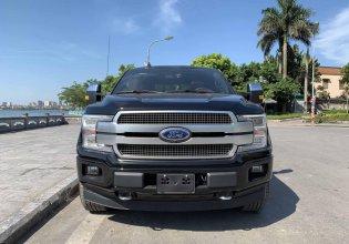 Bán Ford F 150 Platinum đời 2019, màu đen, xe nhập giá 4 tỷ 874 tr tại Hà Nội