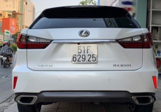 Bán xe Lexus RX 200T đời 2016, màu trắng.   giá 2 tỷ 700 tr tại Tp.HCM