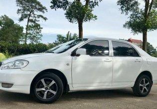 Bán Toyota Corolla altis 1.3L 2001, màu trắng, xe gia đình giá 195 triệu tại Hà Nội