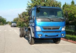 Xe tải Misubishi Fuso Canter 12.8R– 7.8tấn mới giá 855 triệu tại Bắc Giang