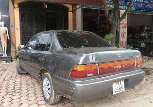 Bán Toyota Corolla 1.6GLi 1995, màu xám, xe nhập, 125tr giá 125 triệu tại Bắc Giang