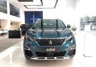 Bán xe Peugeot 5008 đời 2019, nhập khẩu, mới 100% giá 1 tỷ 349 tr tại Hà Nội