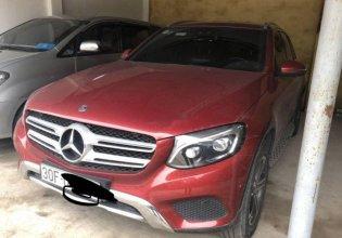 Bán Mercedes GLC250 4Matic đời 2017, màu đỏ, xe nhập giá 1 tỷ 720 tr tại Hà Nội