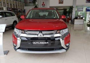 Mitsubishi Outlander giảm giá tới 71tr trong tháng 8 tặng ghế da chính hãng giao xe ngay giá 808 triệu tại Hà Nội