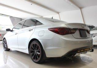 Bán Hyundai Sonata Y20 2.0 AT 2011, màu bạc, xe nhập giá 510 triệu tại Tp.HCM