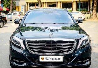 Bán MayBach S400 model 2017 đăng kí lần đầu 2018 độ lên S600 Maybach giá 5 tỷ 700 tr tại Hà Nội