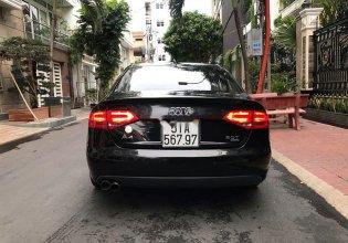 Bán Audi A4 đời 2010, màu đen, nhập khẩu, full option giá 550 triệu tại Tp.HCM