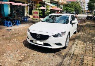 Mazda 6 6/2016 bản 2.5 trắng ngọc trinh zin biển SG giá 693 triệu tại Tp.HCM