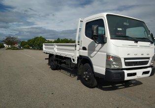 Xe tải Misubishi Fuso Canter 4.99 thùng lửng - 2,49 tấn mới giá 620 triệu tại Bắc Ninh