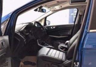 Bán Ford EcoSport đời 2019, màu xanh   giá 688 triệu tại Hải Phòng