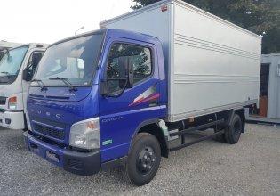 Xe tải Nhật Bản Misubishi Fuso Canter 6.5 thùng kín - 3,4 tấn trả góp 80% giá 707 triệu tại Bắc Ninh