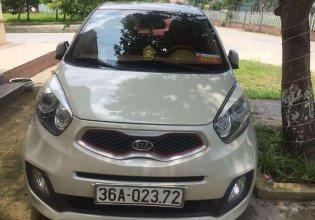 Bán lại xe Kia Morning đời 2012, nhập khẩu giá 320 triệu tại Thanh Hóa