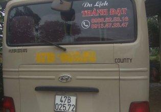 Bán xe Hyundai County năm 2010, màu kem (be) giá 435 triệu tại Đắk Lắk