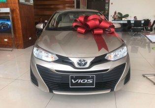 Bán Toyota Vios 2019, màu vàng, giá cạnh tranh giá 490 triệu tại Cần Thơ