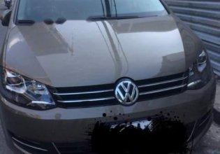 Chính chủ bán Volkswagen Sharan 2016, màu nâu, nhập khẩu nguyên chiếc giá 1 tỷ 750 tr tại Khánh Hòa