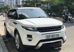 Bán lại xe LandRover Evoque Dynamic 2014, màu trắng, xe nhập giá 1 tỷ 390 tr tại Hà Nội
