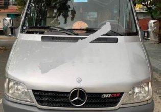 Bán xe Mercedes Sprinter 311 ESP sản xuất 2011, màu bạc giá 380 triệu tại Tp.HCM