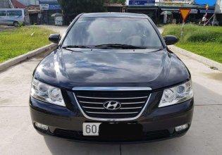 Bán Hyundai Sonata đời 2009, màu đen, xe nhập  giá 345 triệu tại Đồng Nai