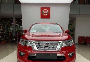 Bán xe Nissan X Terra năm 2018, màu đỏ, nhập khẩu   giá 810 triệu tại Hà Nội