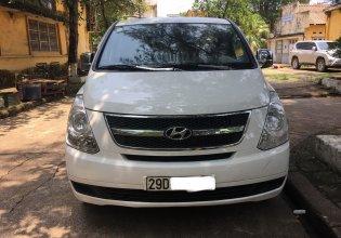 Cần bán Hyundai Grand Starex CVX đời 2011, màu trắng, xe nhập giá 390 triệu tại Hà Nội