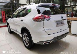 Bán xe Nissan X trail đời 2019, màu trắng giá cạnh tranh giá 953 triệu tại Tp.HCM