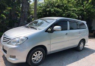 Bán Toyota Innova đời 2008, màu bạc, chính chủ, 218tr giá 218 triệu tại Hà Nội