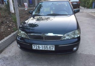 Bán Ford Laser năm sản xuất 2004, màu đen, xe nhập   giá 165 triệu tại BR-Vũng Tàu