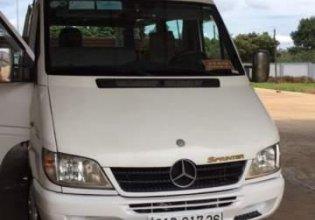 Cần bán lại xe Mercedes sản xuất 2008, màu trắng, xe hoạt động tốt giá 290 triệu tại Gia Lai