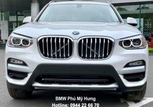BMW X3 2019 miễn phí 3 năm bảo dưỡng, tặng bảo hiểm vật chất, đặt cọc sớm có xe giao ngay giá 2 tỷ 499 tr tại Tp.HCM