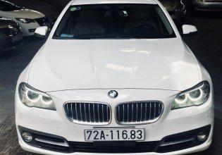 Bán BMW 5 Series 520 sản xuất năm 2014, màu trắng, xe nhập giá 1 tỷ 300 tr tại BR-Vũng Tàu
