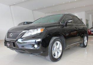 Cần tiền,bán xe Lexus RX 350 năm 2009, màu đen, nhập khẩu giá 1 tỷ 400 tr tại Tp.HCM