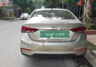 Bán Hyundai Accent sản xuất năm 2018 số tự động giá 530 triệu tại Hà Nội