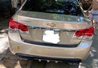 Gia đình bán xe Chevrolet Cruze năm sản xuất 2011, màu vàng cát giá 285 triệu tại Đà Nẵng