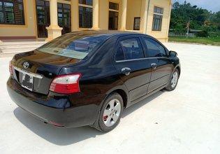 Bán Toyota Vios E đời 2008, màu đen giá 205 triệu tại Phú Thọ
