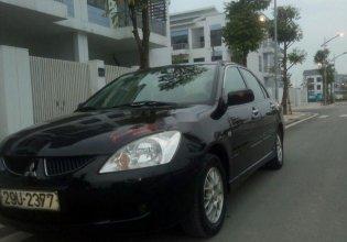 Bán Mitsubishi Lancer 1.6AT năm sản xuất 2003, màu đen, nhập khẩu giá 245 triệu tại Hà Nội