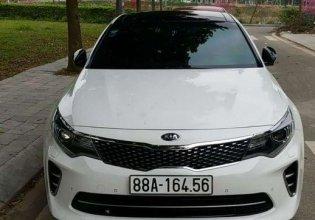 Cần bán Kia K5 đời 2017, màu trắng, nhập khẩu, xe đẹp long lanh giá 730 triệu tại Hà Nội