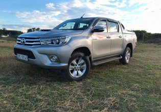 Bán Toyota Hilux AT năm sản xuất 2016, xe chạy cực ít giá 750 triệu tại Nghệ An