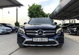 Bán Mercedes GLC200 màu xanh đời 2019 giá 1 tỷ 650 tr tại Hà Nội