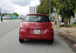 Cần bán Suzuki Swift đăng ký 2014, màu đỏ, nhập khẩu nguyên chiếc, giá tốt 400 triệu đồng giá 400 triệu tại Tp.HCM