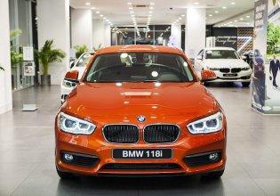 BMW 118i Hatchback 5 cửa - Hổ trợ 50% phí trước bạ giá 1 tỷ 439 tr tại Tp.HCM