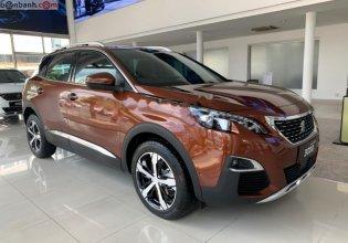 Bán ô tô Peugeot 3008 1.6 AT 2019, màu nâu giá 1 tỷ 156 tr tại Tp.HCM