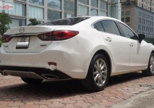 Bán xe Mazda 6 2.0L đời 2017, màu trắng chính chủ, 600 triệu giá 600 triệu tại Hà Nội