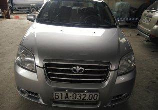 Cần bán gấp Daewoo Gentra năm sản xuất 2010, màu bạc giá 185 triệu tại Tp.HCM