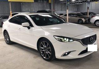 Mazda 6 Premium 2.5AT, 2017 màu trắng, xe gia đình giá 858 triệu tại Tp.HCM