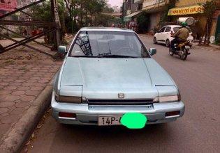 Gia đình cần bán Honda Accord đời 1987 bản xuất Mỹ, màu xanh dương biển 14P giá 25 triệu tại Hà Nội