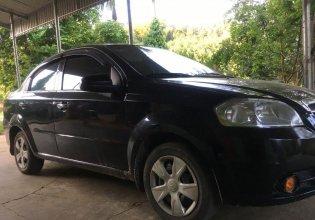 Cần bán Daewoo Gentra đời 2009, màu đen, nhập khẩu giá 160 triệu tại Yên Bái